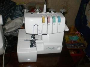 Устройство швейного аппарата.