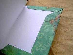Бумажные заготовки.
