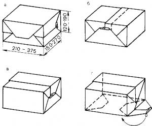 Механизация брошюровочно-переплетного процесса.